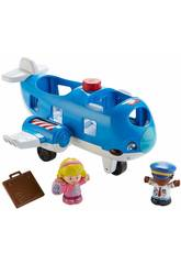 Fisher Price Little People Voyagez en Avion avec Moi FKX07
