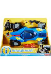 Imaginext Batmobile Deluxe DC Comics Mattel DHT64