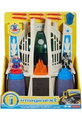 Imaginext Batman Halle der Gerechtigkeit Mattel CHH94