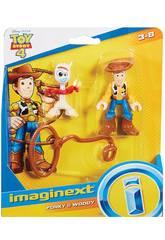 Imaginext Toy Story 4 Figura Básica Mattel GBG89