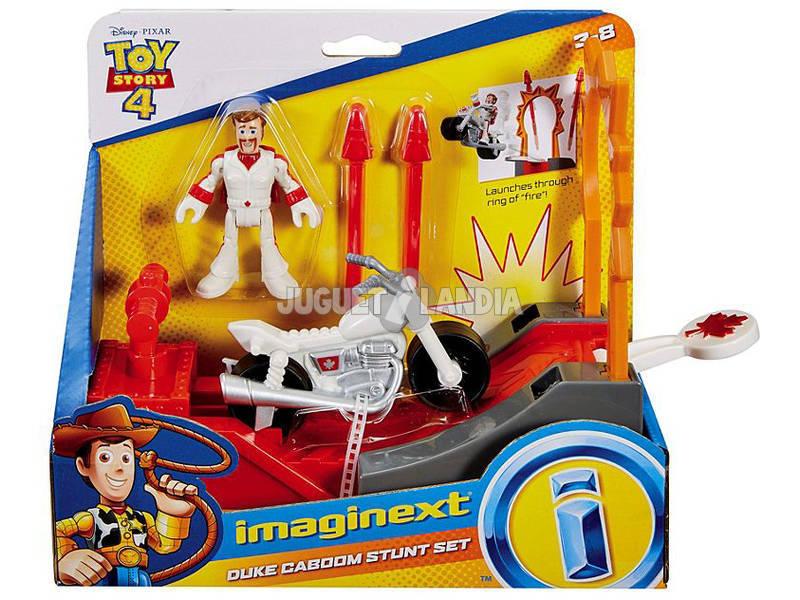 Imaginext Toy Story 4 Duke Caboom Superacrobazie Mattel GBG71