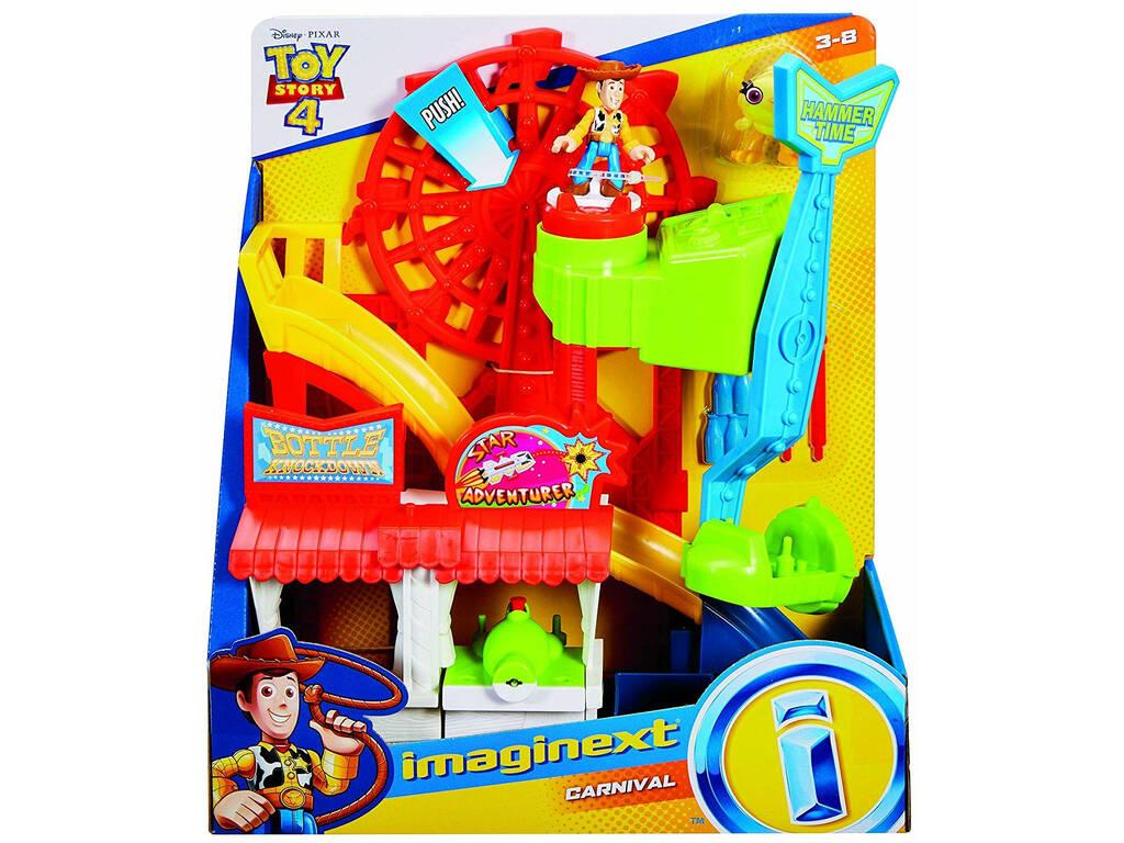Imaginext Toy Story 4 Vamos a La Feria Mattel GBG66