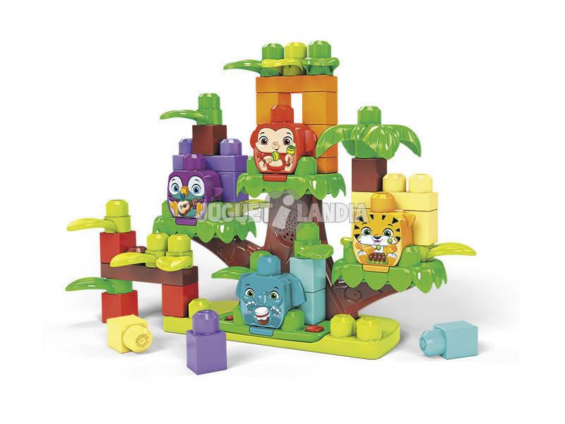 Megabloks Orquestra da Casinha da Árvore Mattel GGG11