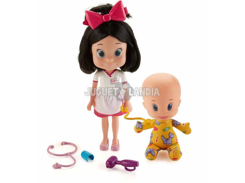 Cleo & Cuquín ¡Vamos Al Médico! Mattel GFB54