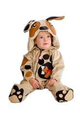 Costume Bebè sacco Cagnolino Taglia 10-12 mesi Nines D'Onil D9250