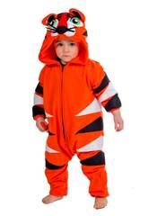 Disfraz Bebé Tigre Talla 18-20 Meses Nines D'Onil D9107