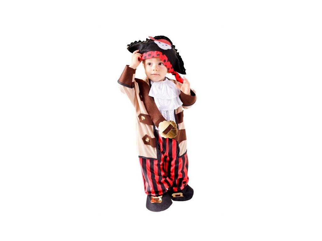 Disfarse Bebé Pirata Tamanho 18-20 meses