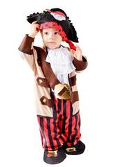 Disfraz Bebé Pirata Talla 18-20 Meses
