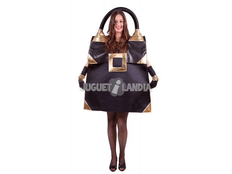Costume Adulto Borsa Nera Taglia Unica Nines D'Onil D5013