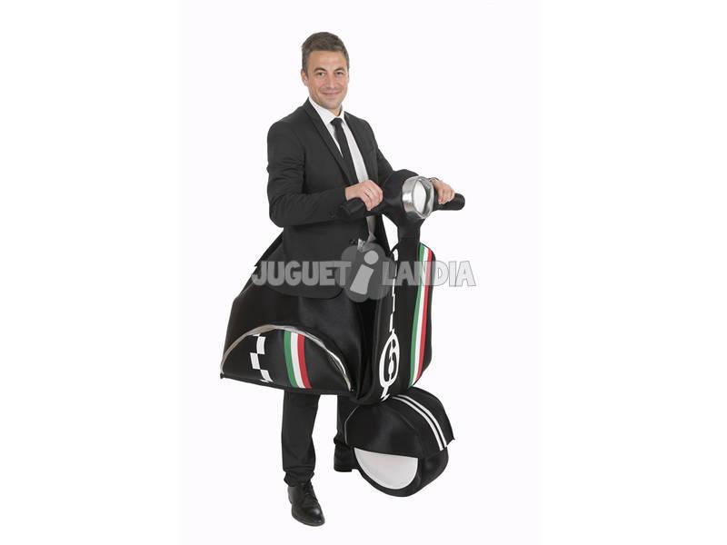 Costume Adulto Moto 6 Giorni Taglia Unica Nines D'Onil D8958