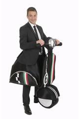 Disfraz Adulto Moto 6 Giorni Talla Única Nines D'Onil D8958