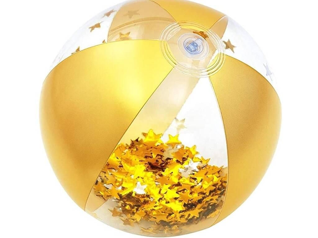 Pelota Hinchable 41 Cm. Glitter Bestway 31050