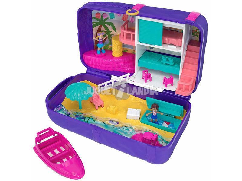 Polly Pocket Sac à Dos Vacances à La Plage Mattel FRY40