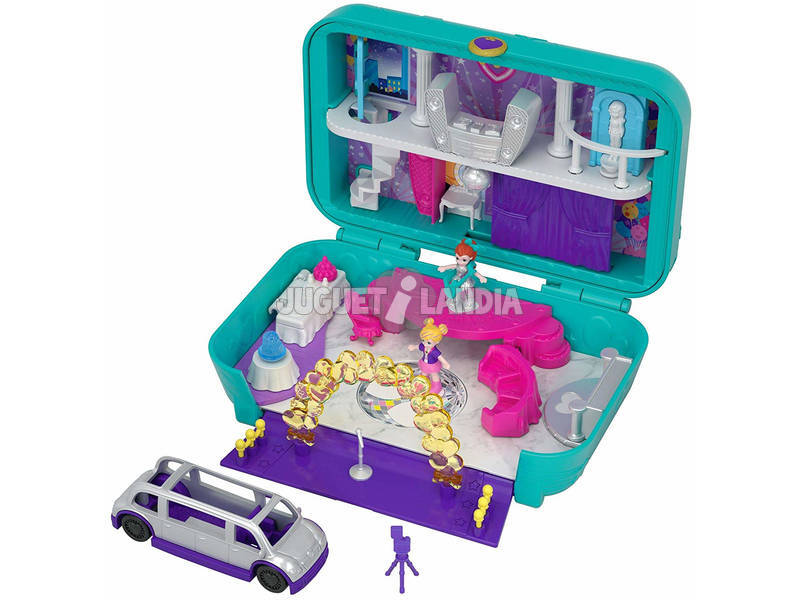 Polly Pocket Mallette Fête Amusante Mattel FRY41