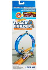 imagen Hot Wheels Track Builders Kit Loopings Mattel FPF04