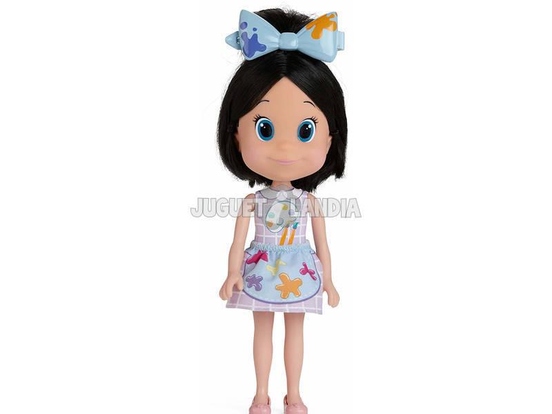Familia Telerín Boneca Cleo Pintora Mattel GDG73