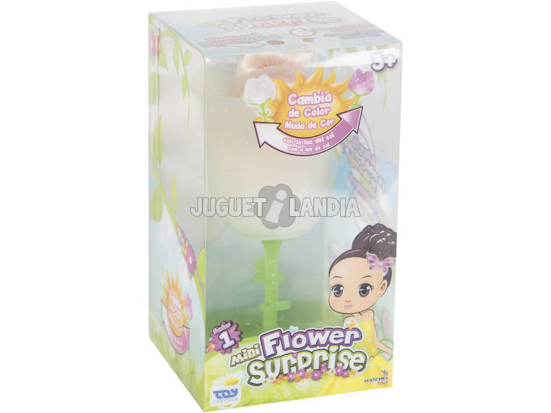Mini Flower Surprise Toy Partner 61081