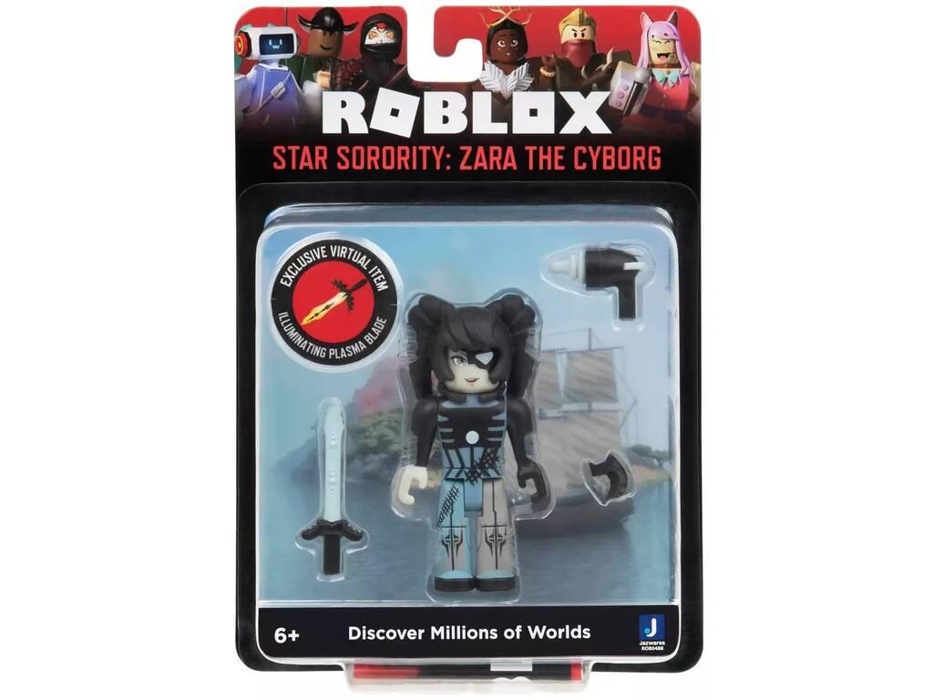 Roblox Figura con Accesorios