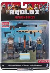 Roblox Game Pack Figurines avec des Accesoires