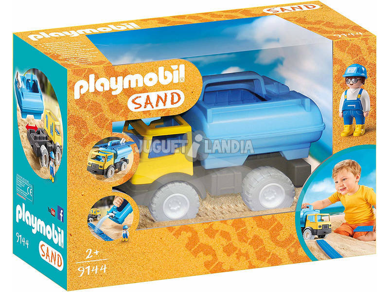 Playmobil Camion Citerne 9144