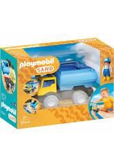 Playmobil Sand Camion con cisterna per acqua 9144