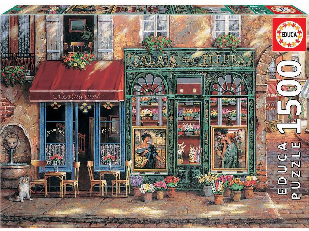 Puzzle 1.500 Palais Des Fleurs Educa 18004