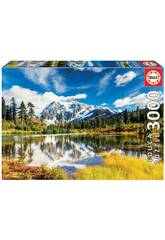 Puzzle 3.000 Mont Shuksan Washington Educa 18011