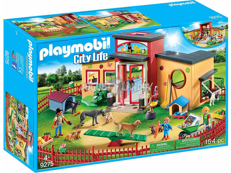 Playmobil City Life Residence 'Piccola Zampa' 9275