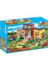 Playmobil Hotel de Mascotes 9275