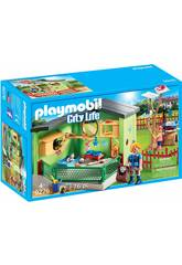 Playmobil Refuge pour Chats 9276