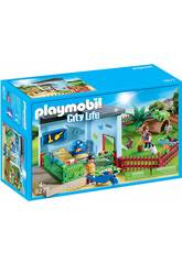 Playmobil City Life Residenza di conigli e criceti 9277