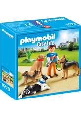 imagen Playmobil Adiestrador de Perros 9279