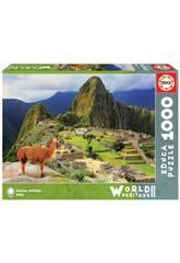 Puzzle 1.000 Piezas Machu Picchu Educa 17999