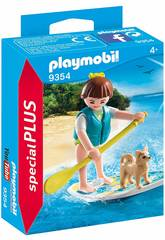 imagen Playmobil Paddle Surf 9354