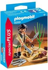 imagen Playmobil Excavación Arqueológica 9359