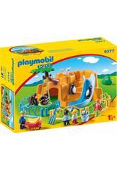 Playmobil 1,2,3 Zoo 9377