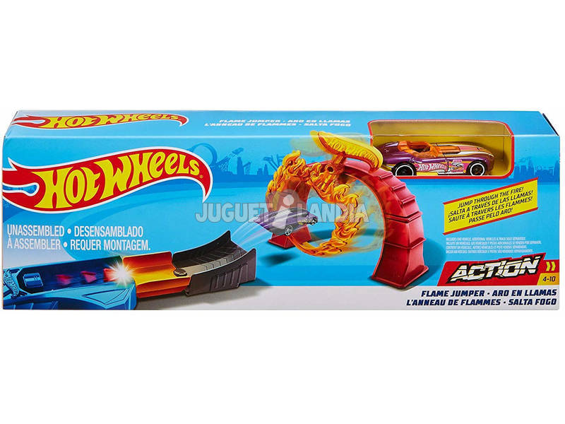 Hot Wheels Set Pista Action Mattel FTH79