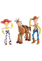 Toy Story 4 Pack de 3 Figurines Mattel GKF63