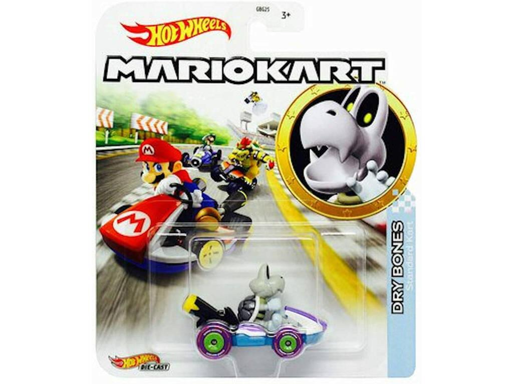 Hot Wheels MarioKart Veicolo Mattel GBG25
