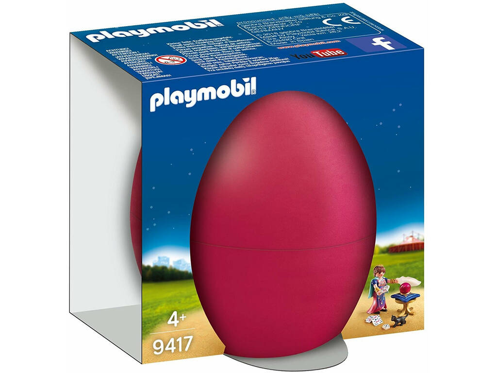 Playmobil Indovina 9417