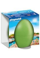 Playmobil Cuidadora de Focas 9418