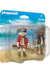 Playmobil Pirate et Soldat 9446