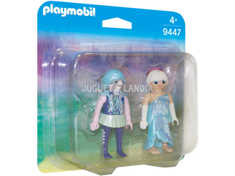 Playmobil Fate dell'Inverno 9447