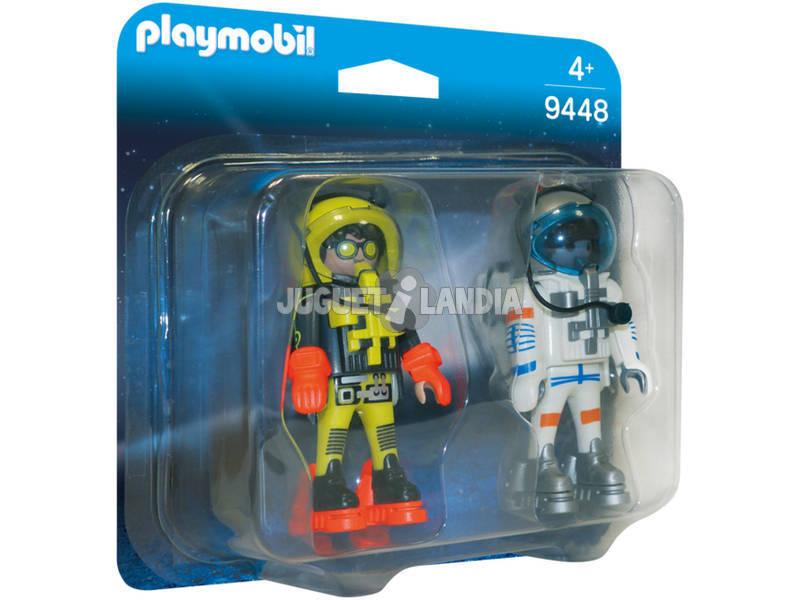 Playmobil Astronautas 9448