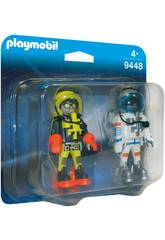 Playmobil Astronauti 9448