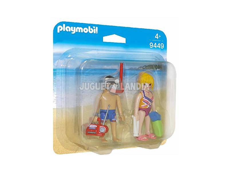 PlaymobilCoppia in Vacanza 9449