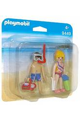PlaymobilCoppia in Vacanza 9449