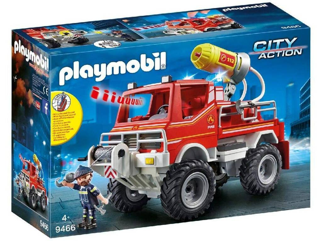 Playmobil Todoterreno 9466