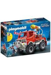 Playmobil Todo-o-terreno 9466