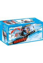 Playmobil Chasse-Neiges 9500